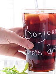 Недорогие -Drinkware Органическое стекло Стекло Теплоизолированные 2 pcs