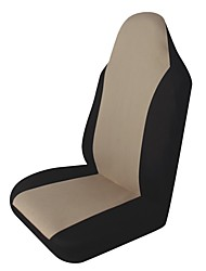 cheap -Car Seat Covers Seat Covers Textile For universal