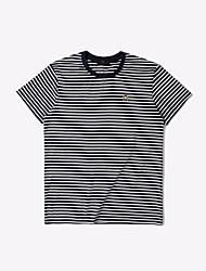 Herre - Bogstaver T-shirt