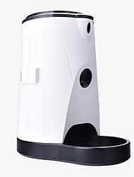 Недорогие -4 L Собаки Коты Животные Вода и корм Кормушки Животные Чаши и откорма Автоматические дозаторы воды для животных Автоматические кормушки