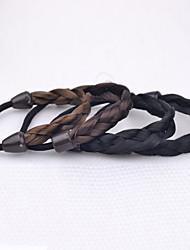 abordables -élastiques Accessoires pour cheveux Fibre chimique Elastique Perruques Accessoires Femme 8pcs pcs cm Quotidien Coiffures Adorable