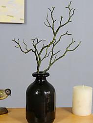 Недорогие -Искусственные Цветы 1 Филиал Простой стиль Pастений Букеты на стол