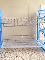 Недорогие -1 комплект Коробки для хранения Нержавеющая сталь Аксессуар для хранения Кухонная организация