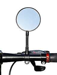 cheap -Rearview Mirror Bike Mirror Cycling / Bike Mountain Bike/MTB Stability Lightweight Materials Plastics Black