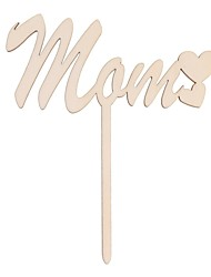 cheap -Special Occasion / Birthday Wooden Acrylic Wedding Decorations Holiday All Seasons