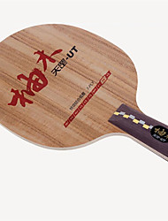 cheap -DHS® UT CS Ping Pang/Table Tennis Rackets Wearable Durable Wooden Carbon Fiber One-piece Suit