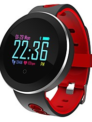 cheap -Smartwatch iOS / Android Heart Rate Monitor / Blood Pressure Measurement / Information / Camera Control / APP Control Pedometer / Call Reminder / Sleep Tracker / Sedentary Reminder / Alarm Clock