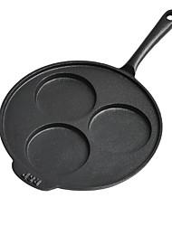 abordables -Fonte Fonte Rond La poêle Batteries de cuisine, 38*1.3
