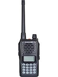 baratos -TYT TK-918 Rádio de Comunicação Portátil Prova-de-Água 3 - 5 km 3 - 5 km 2000mAh Walkie Talkie Dois canais de rádio