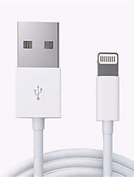 abordables -Iluminación Portátil / Carga rapida iPhone para 200 cm Para Plásticos