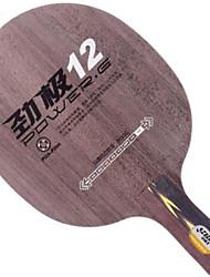 baratos -DHS® POWER.G12 CS Ping Pang/Tabela raquetes de tênis Vestível Durável De madeira Fibra de carbono 1