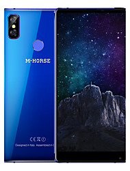 "baratos -M-HORSE M-HORSE Pure 2 5.9 "" Celular 4G ( 4GB + 64GB 2MP 13MP MediaTek MT6750 3600mAh)"