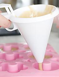 Недорогие -Инструменты для выпечки Пластик Инструмент выпечки Необычные гаджеты для кухни Инструменты 1шт