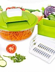 Недорогие -Пластик Нержавеющая сталь Творческая кухня Гаджет Высокое качество Для приготовления пищи Посуда Для овощного Для фруктов