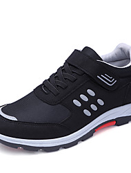 cheap -Men's Shoes Synthetic Microfiber PU PU Leatherette Tulle Spring Comfort Athletic Shoes Walking Shoes Cycling Shoes Hiking Shoes Running