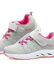 cheap -Women's Shoes Knit / Tulle / Fabric Spring / Summer Comfort Athletic Shoes Running Shoes / Fitness & Cross Training Shoes / Walking Shoes