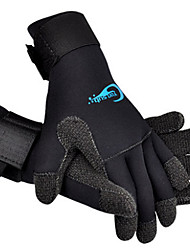 cheap -Winter Gloves Sports Gloves Diving Gloves Keep Warm Professional Sailing Diving Diving/Boating Water Sports Sailing Men's Women's
