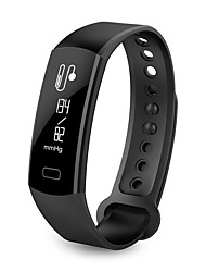 cheap -Smart Bracelet Heart Rate Monitor Prevent Loss Calories Burned Pedometers Distance Tracking Pedometer Remote Control Fitness Tracker