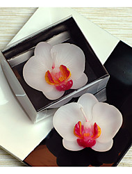 cheap -Garden Theme Candle Favors - 1 Candles PVC Box