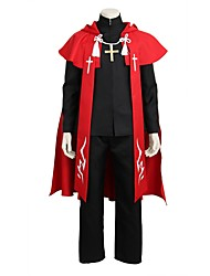 cheap -Inspired by Fate / Grand Order Other Anime Cosplay Costumes Cosplay Suits Cosplay Tops / Bottoms Other Long Sleeves Top Pants More