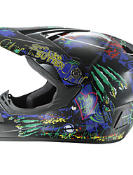cheap -Off-Road Motorcycle Racing Helmet Wolf Dewclaw Full Face Speed Racing Durable Motorsport Helmet