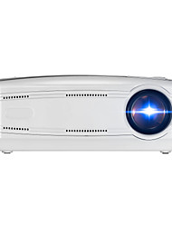 cheap -BL-58 LCD Home Theater Projector LED Projector 3200 lm Support 1080P (1920x1080) Screen / ±15°