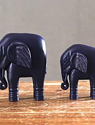 economico -2pcs Legno Stile europeoforDecorazioni per la casa, Oggetti decorativi