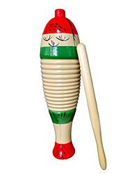 baratos -Brinquedo Educativo Antiestresse Fofinho Para Crianças Simples Peixes De madeira