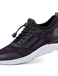 cheap -Men's Shoes Synthetic Microfiber PU PU Fabric Leatherette Spring Summer Comfort Athletic Shoes Walking Shoes Cycling Shoes Hiking Shoes