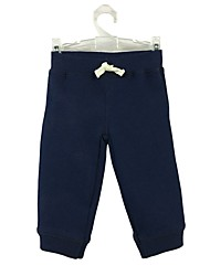 cheap -Baby Boys' Simple / Casual Solid Colored Long Sleeve Cotton Pants