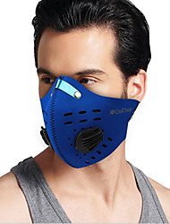 cheap -Bike / Cycling Pollution Protection Mask Unisex Camping / Hiking / Cycling / Bike / Motobike / Motorbike Dust Proof / Breathable Spring /