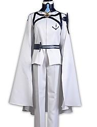 baratos -Inspirado por Serafim do Fim Fantasias Anime Fantasias de Cosplay Ternos de Cosplay Outro Manga Longa Casaco Calças Mais Acessórios Para