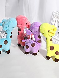 cheap -1PCS 18cm Rainbow Giraffe Giraffe Stuffed Animal Plush Toy Lovely / Exquisite Cloth Unisex Gift 1 pcs