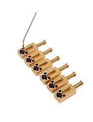 baratos -Profissional Acessórios Alta classe Guitarra novo Instrumento Metalic Acessórios para Instrumentos Musicais 3.5*1.1*0.56