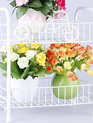 Недорогие -Кухонная организация Аксессуары для шкафов Металл Аксессуар для хранения 1 комплект