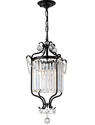 cheap -LightMyself™ Chandelier Ambient Light - Crystal, 110-120V / 220-240V Bulb Not Included / 5-10㎡ / E12 / E14