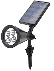 Недорогие -YouOKLight 1шт 1 Вт. Свет газонные Управление освещением Уличное освещение Холодный белый DC 5V
