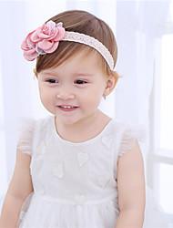 cheap -Girls' Hair Accessories, All Seasons Lace Headbands - Blushing Pink
