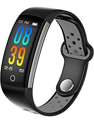 cheap -Smart Bracelet Smartwatch YY-F07plus for Android 4.4 / iOS Blood Pressure Measurement / Calories Burned / Pedometers / Generic / APP Control Pulse Tracker / Pedometer / Call Reminder / Activity