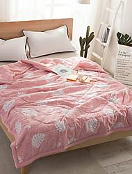 baratos -Confortável Tecido Simples Tecido Simples Acolchoado 230TC Floral