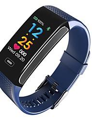 baratos -Relógio inteligente Bluetooth Impermeável Calorias Queimadas Sensor de toque Controle de APP Pulso Rastreador Podômetro Monitor de