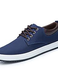 economico -Per uomo Di corda Primavera / Autunno Casual / Comoda Sneakers Nero / Grigio / Blu