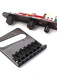 Недорогие -профессиональный Аксессуары Высший класс Электрическая гитара Новый инструмент Металл Аксессуары для музыкальных инструментов 16*8.5*3.45