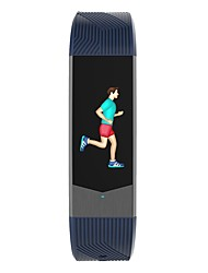 abordables -Montre Smart Watch Bracelet à puce YY-CPD30 pour Android iOS Bluetooth Mesure de la pression sanguine Interface 3D Pédomètres Anti-lost Contrôle de l'APP Traqueur de pouls Podomètre Rappel d'Appel