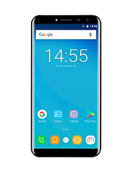 "baratos -OUKITEL C8 4G 5.5 "" Celular 4G ( 2GB + 16GB 13MP MediaTek MT6737 3000mAh)"