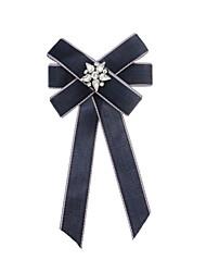 economico -Per donna Spille - Con fiocchi Coreano Spilla Verde / Cachi / Royal Blue Per Feste / Graduazione