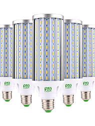 Недорогие -YWXLIGHT® 6шт 60W 5500-6000 lm E26/E27 LED лампы типа Корн T 160 светодиоды SMD 5730 Декоративная Тёплый белый Холодный белый