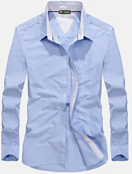 pánské košile z polyesteru