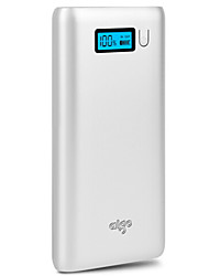 economico -20000 mAh Per Batteria esterna Power Bank 5 V Per Per Caricabatteria QC 2.0 LED