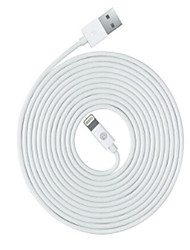 cheap -Lightning USB Cable Adapter Quick Charge High Speed Cable For iPhone 200 cm PVC